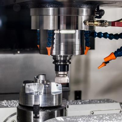 Metal Fabrication of machined parts